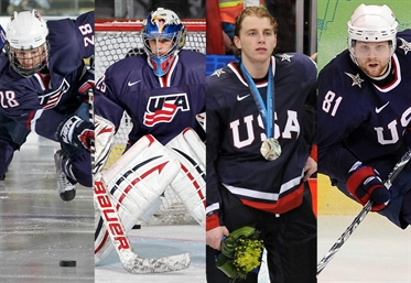 U.S. Olympic teams set