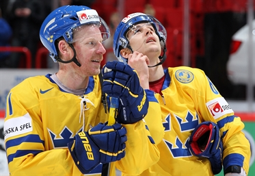 Alfie to lead Tre Kronor