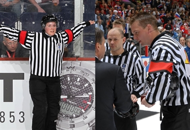 Sochi officials named