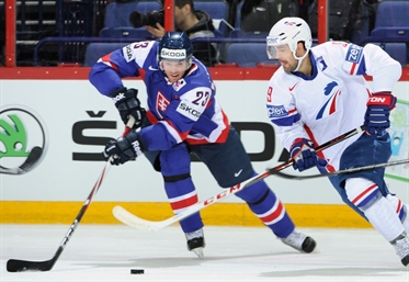 Slovaks suffer injuries