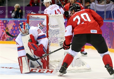 Canada builds game, wins 3-1