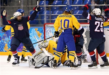 U.S. women to go for gold