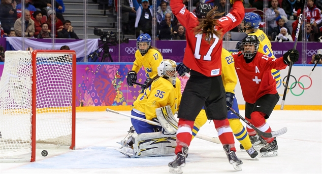 Swiss top Sweden for bronze